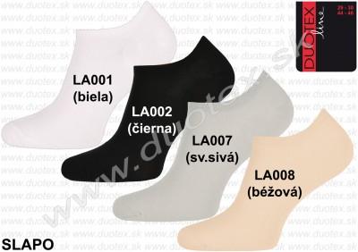 Členkové ponožky Slapo