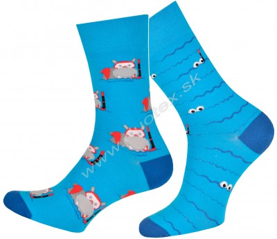 Pánske ponožky w94.n02-vz.063
