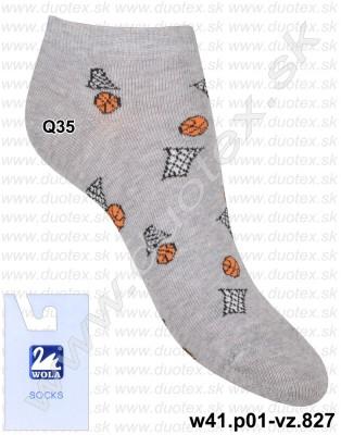 Detské ponožky w41.p01-vz.827