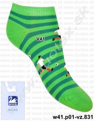 Detské ponožky w41.p01-vz.831