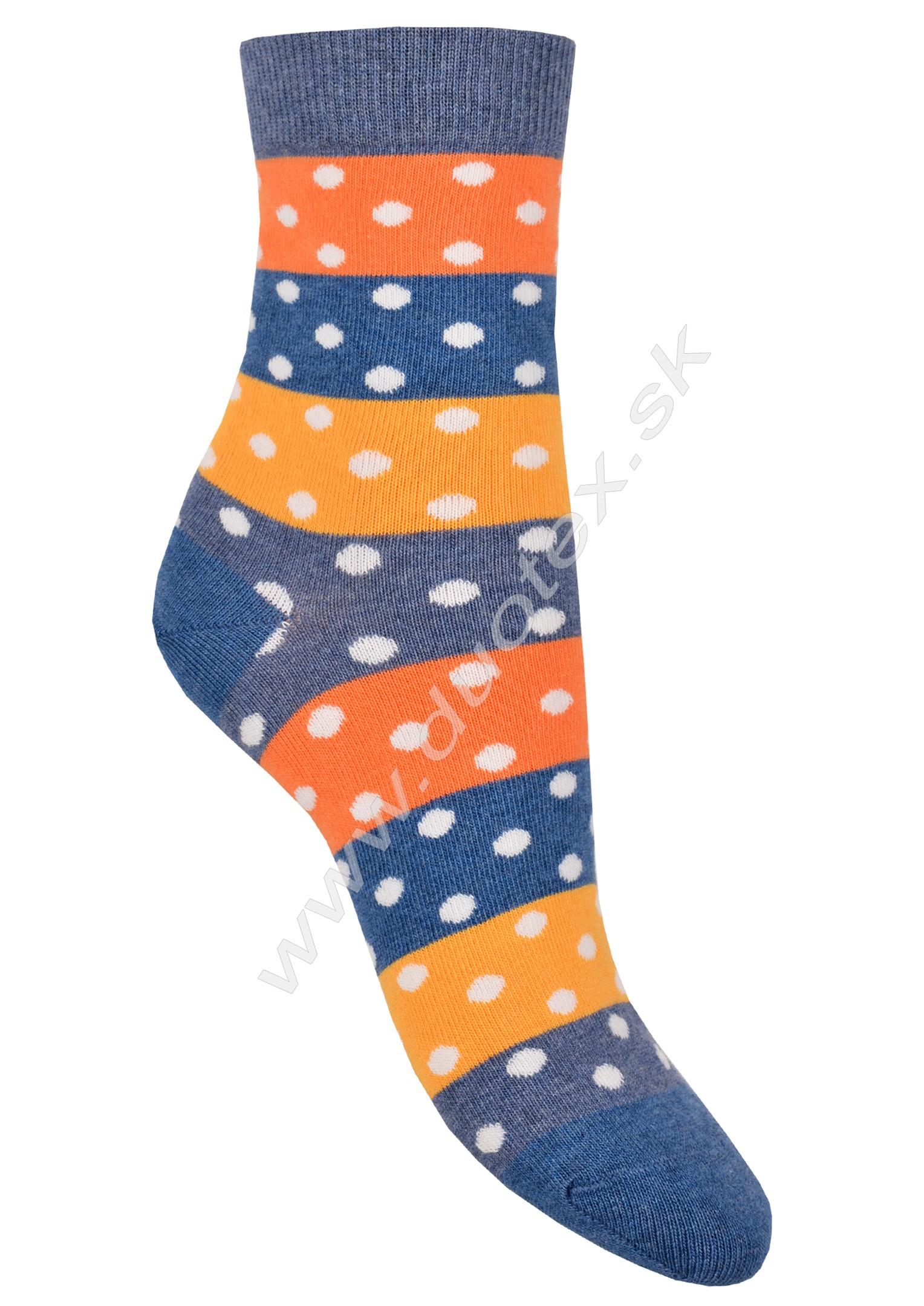 Detské ponožky g44.01n-vz.732