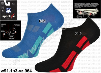 Členkové ponožky w91.1n3-vz.964