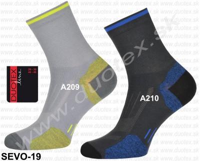 Pánske ponožky Sevo-19