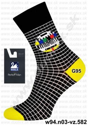 Pánske ponožky w94.n03-vz.582