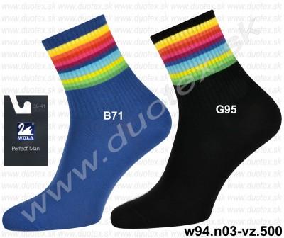 Pánske ponožky w94.n03-vz.500