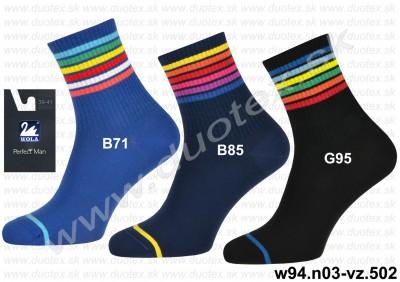 Pánske ponožky w94.n03-vz.502
