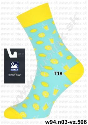 Pánske ponožky w94.n03-vz.506