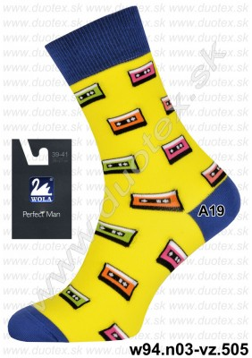 Pánske ponožky w94.n03-vz.505