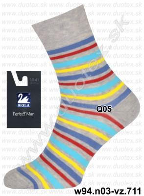 Pánske ponožky w94.n03-vz.711