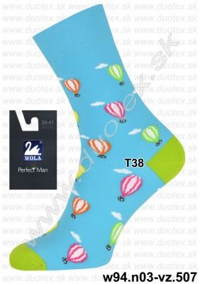 Pánske ponožky w94.n03-vz.507