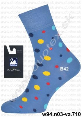 Pánske ponožky w94.n03-vz.710