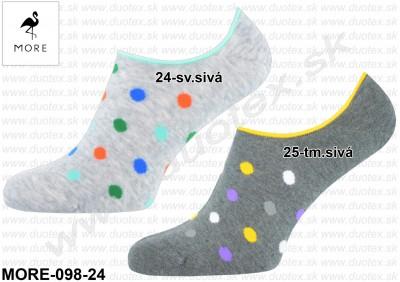 Pánske ponožky More-098-24