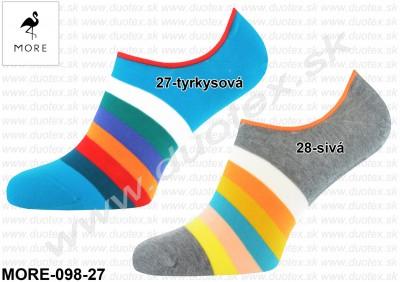 Dámske ponožky More-113-27