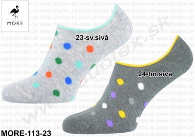Dámske ponožky More-113-23