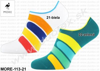 Dámske ponožky More-113-21