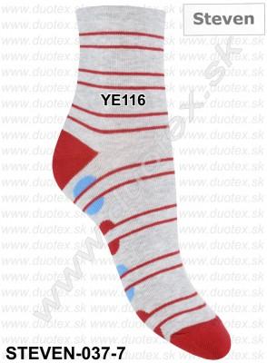 Dámske ponožky Steven-037-7
