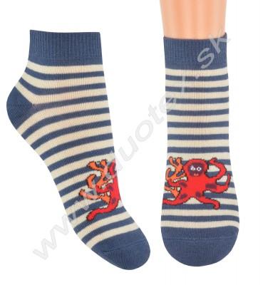 Detské ponožky Steven-004CH-148