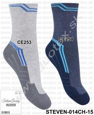 Detské ponožky Steven-014CH-15