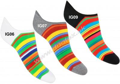 Členkové ponožky Steven-120-1