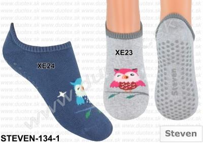 Členkové ponožky Steven-134-1