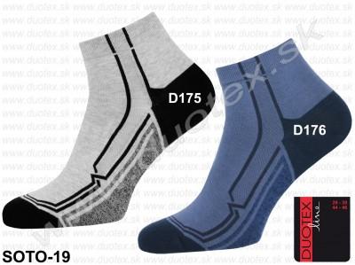 Nízke ponožky Soto-19