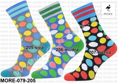 Pánske ponožky More-079-205