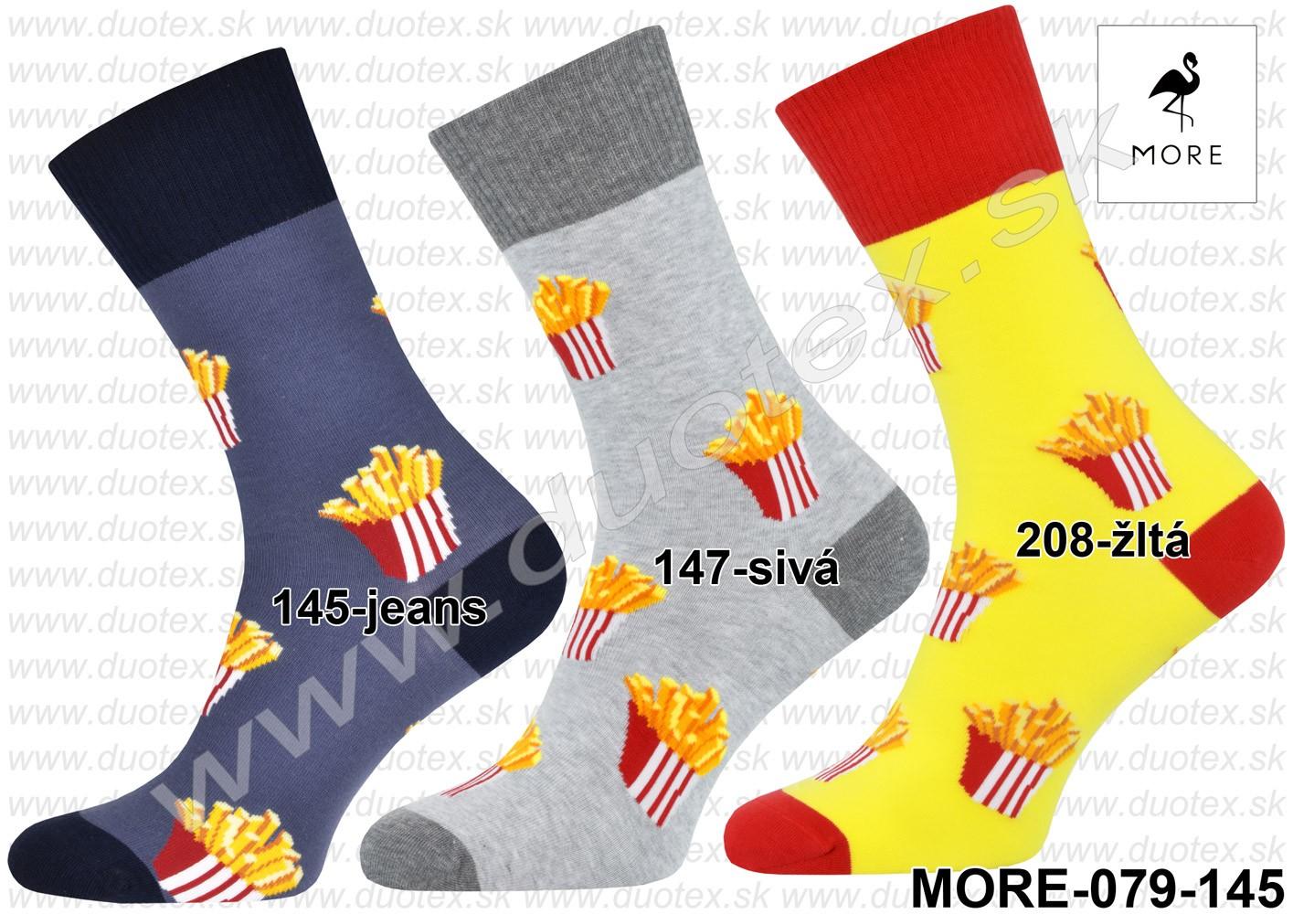 Pánske ponožky More-079-145