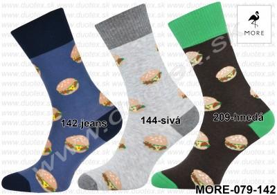 Pánske ponožky More-079-142