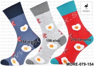 Pánske ponožky More-079-154