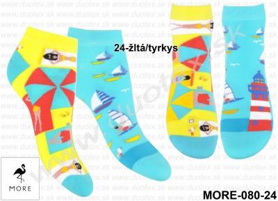 Pánske ponožky More-080-24
