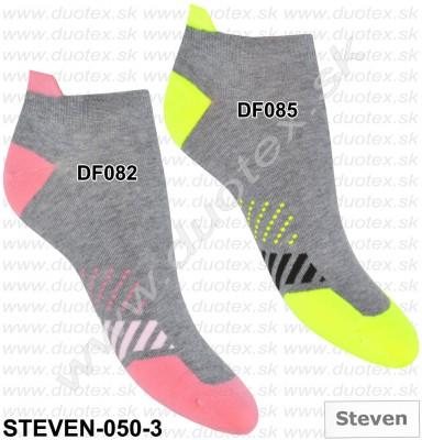 Dámske ponožky Steven-050-3