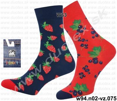 Pánske ponožky w94.n02-vz.075
