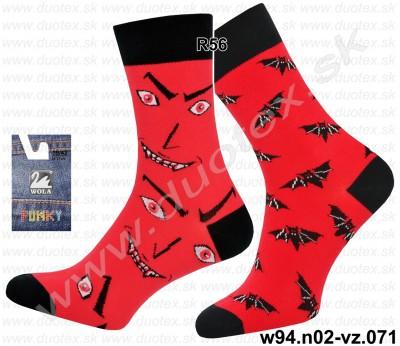 Pánske ponožky w94.n02-vz.071