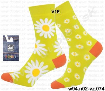 Pánske ponožky w94.n02-vz.074
