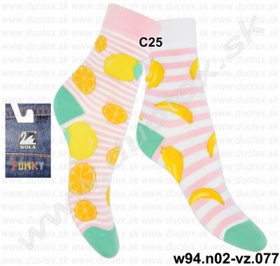 Pánske ponožky w94.n02-vz.077