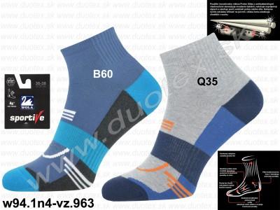 Bavlnené ponožky w94.1n4-vz.963