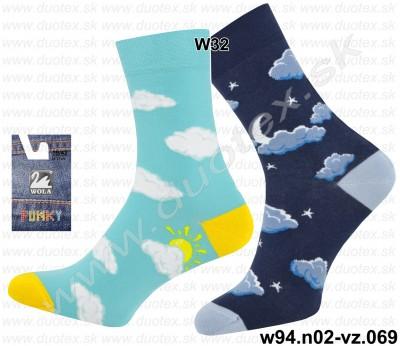 Pánske ponožky w94.n02-vz.069