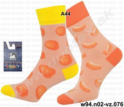 Pánske ponožky w94.n02-vz.076