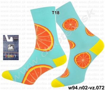 Pánske ponožky w94.n02-vz.072