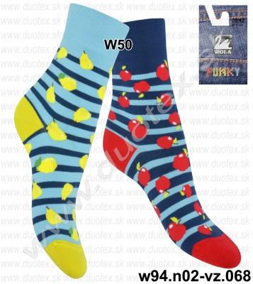 Pánske ponožky w94.n02-vz.068