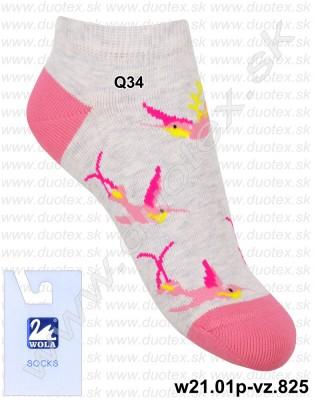 Členkové ponožky w21.01p-vz.825