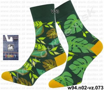 Pánske ponožky w94.n02-vz.073