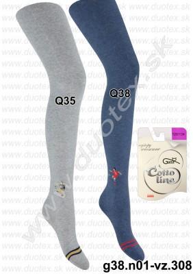 Detské pančuchy g38.n01-vz.308
