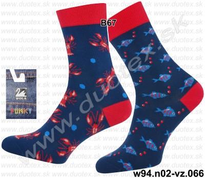 Pánske ponožky w94.n02-vz.066