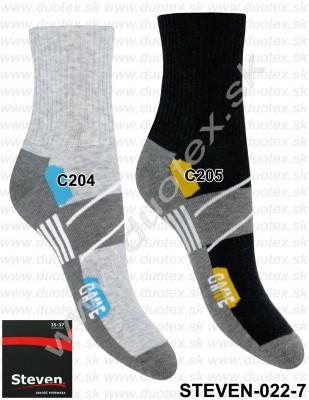 Dámske ponožky Steven-022-7