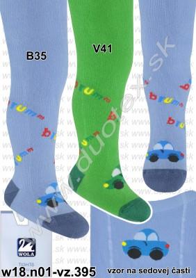 Pančuchové nohavice w18.n01-vz.395