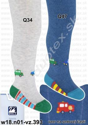 Pančuchové nohavice w18.n01-vz.393