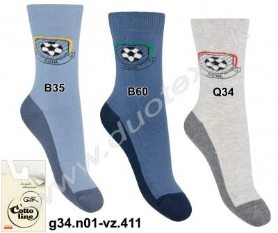 Detské ponožky g34.n01-vz.411