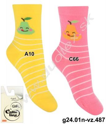 Detské ponožky g24.01n-vz.487