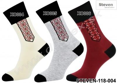 Pánske ponožky Steven-118-7